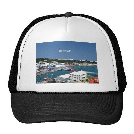 Bermuda Trucker Hat