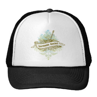Bermuda Rocks Hat