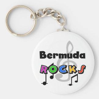 Bermuda Rocks Key Ring