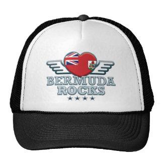 Bermuda Rocks v2 Cap
