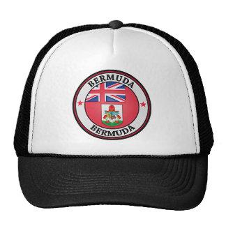 Bermuda Round Emblem Cap