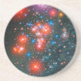 Bermuda Triangle of our Milky Way Galaxy Beverage Coasters