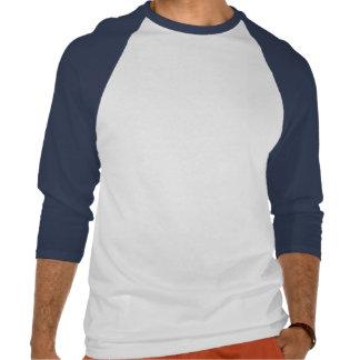 BERMUDA TRIANGLE shirt, double-sided T Shirt