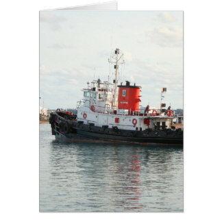 Bermuda Tug card