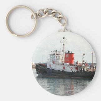 Bermuda Tug keychain