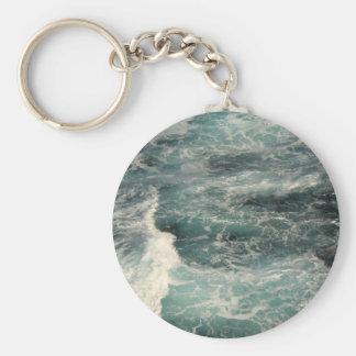 Bermuda Waters keychain