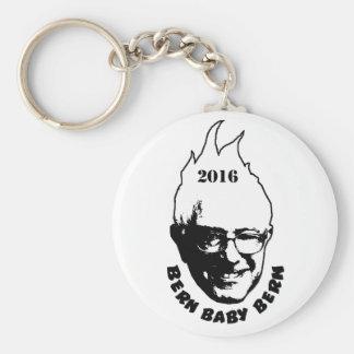BERN BABY BERN - Bernie Sanders 2016 Key Ring