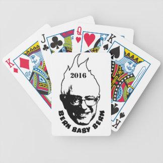 BERN BABY BERN - Bernie Sanders 2016 Poker Deck