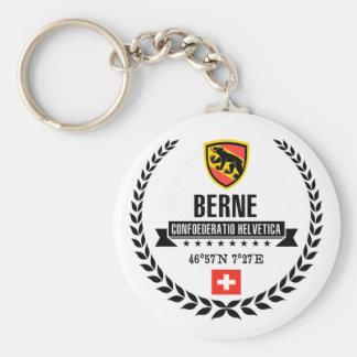 Bern Key Ring