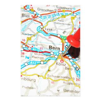 Bern, Switzerland Stationery