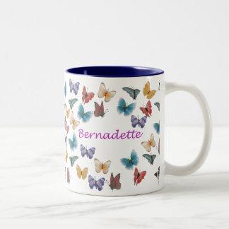 Bernadette Two-Tone Coffee Mug