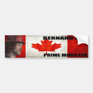 Bernard Bumper Sticker