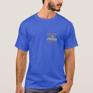 BERNATSKI's 3 Fingers Lounge T-Shirt