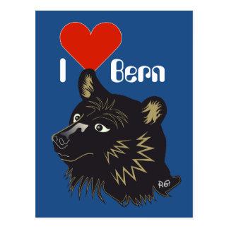 Berne Berne Berna Bärn Switzerland Suisse postcard