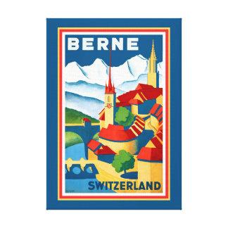 Berne, Switzerland Canvas Print