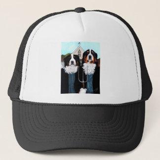 Berner Gothic Trucker Hat