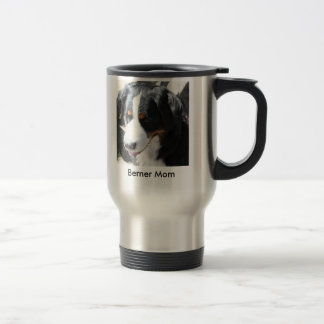 Berner Mom Travel Mug