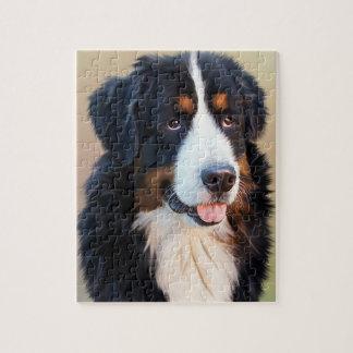 Berner Sennenhund Jigsaw Puzzle
