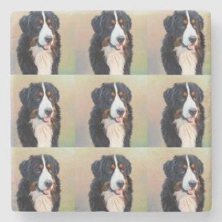 Berner Sennenhund Stone Coaster