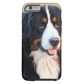 Berner Sennenhund Tough iPhone 6 Case