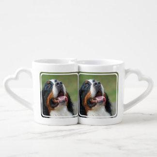 bernese-mountain-dog-14 lovers mug set