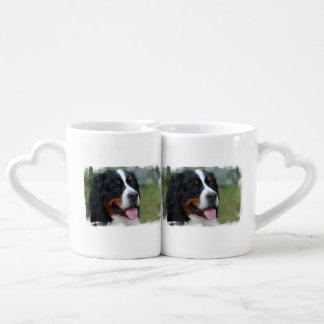 bernese-mountain-dog-7 lovers mug set
