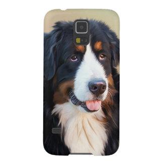 Bernese Mountain dog beautiful samsung nexus case Galaxy S5 Cover