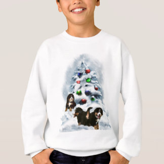 Bernese Mountain Dog Christmas Gifts Sweatshirt