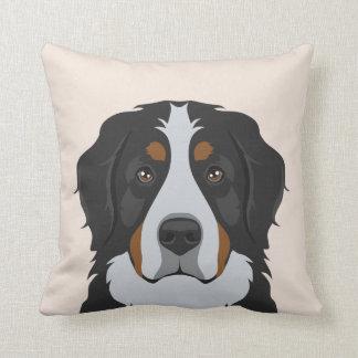 Bernese Mountain Dog Cushion