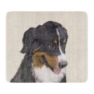 Bernese Mountain Dog Cutting Board