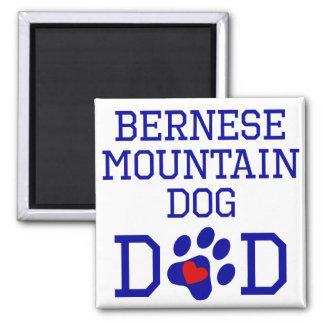 Bernese Mountain Dog Dad Magnet