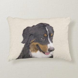 Bernese Mountain Dog Decorative Cushion