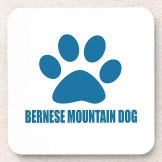 BERNESE MOUNTAIN DOG DOG DESIGNS COASTER