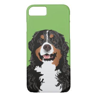 BERNESE MOUNTAIN DOG FOR BERNESE MOUNTAIN PARENT iPhone 8/7 CASE