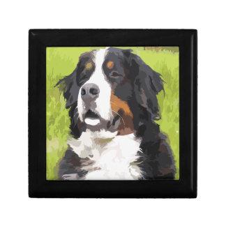 Bernese mountain dog gift box