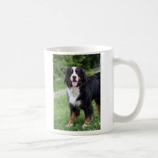 Bernese Mountain dog I love heart mug, gift Coffee Mug