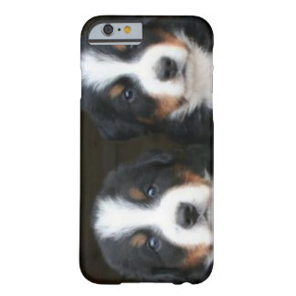 Bernese mountain dog iPhone 6 ID™ Barely There iPhone 6 Case