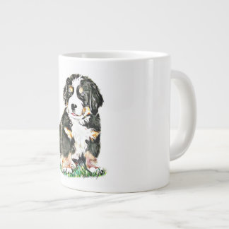 Bernese Mountain Dog Large Coffee Mug