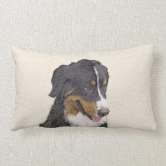 Bernese Mountain Dog Lumbar Cushion