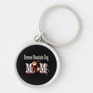 Bernese Mountain Dog Mom Key Ring