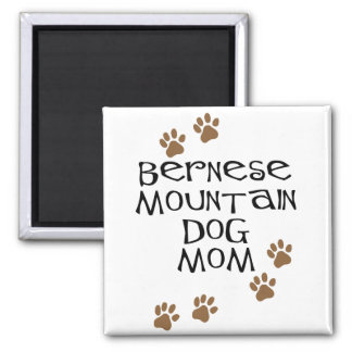 Bernese Mountain Dog Mom Magnet