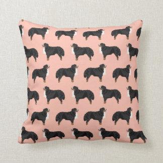 Bernese Mountain Dog Pillow - dog gift