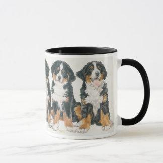 Bernese Mountain Dog Puppies Mug