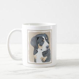 Bernese Mountain Dog Puppy Coffee Mug