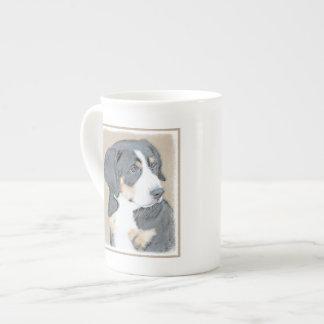 Bernese Mountain Dog Puppy Tea Cup