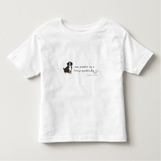 bernese mountain dog toddler T-Shirt