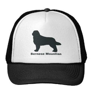 Bernese Mountian Dog Mesh Hats