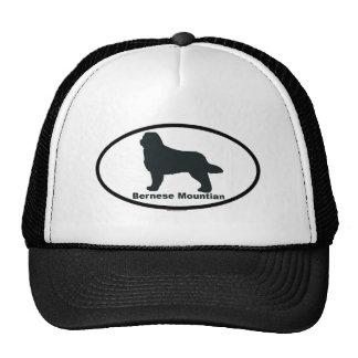 Bernese Mountian Dog Trucker Hat