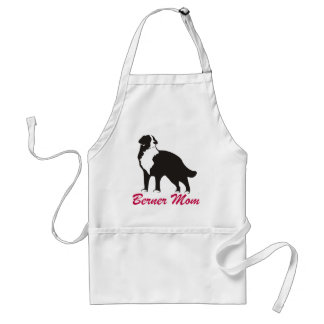 Bernese Mt Dog Berner Mom Standard Apron