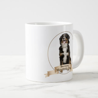 Bernese Mt. Dog Jumbo Mug